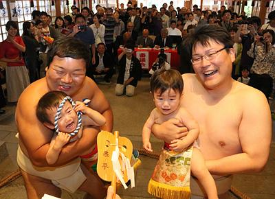 【8/21更新】乗り越えた、その先に ― 越中赤ちゃん 泣き笑い相撲 ―