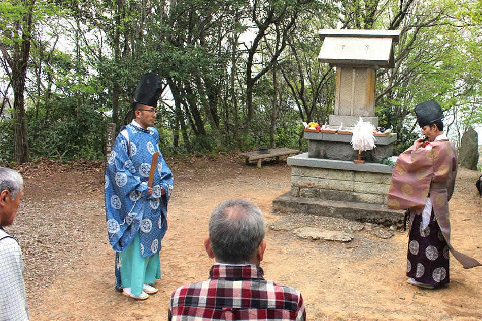 日吉社秋祭り
