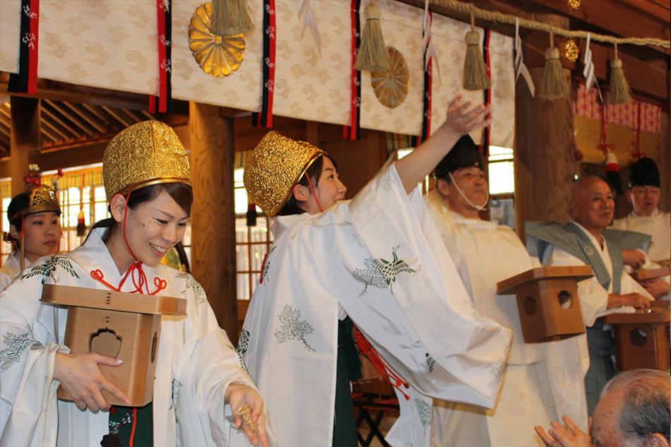 開運厄除大祭 節分祭